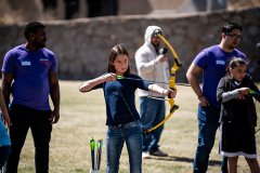 Carrie Tingley Hospital Foundation holds Mobile Adaptive Sports Camp at WNMU 030720