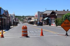 Downtown Silver City reopening 060720