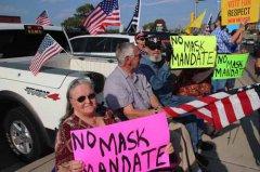 Mask Rallies 082520